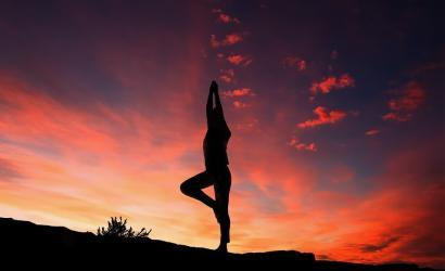 Ghorepani Poon Hill Yoga