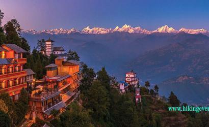 Chisapani-Nagarkot Hiking