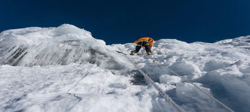 Island Peak Climbing With Everest Base Camp Trekking